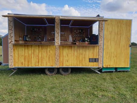 New trailer bar