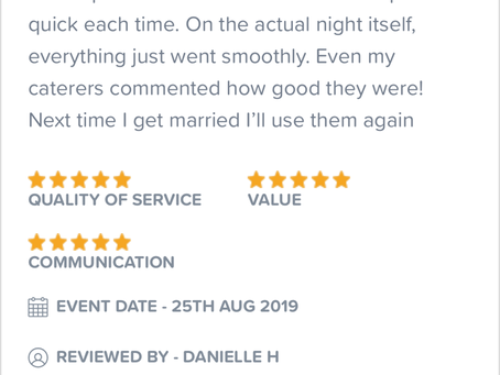 Thanks for the review