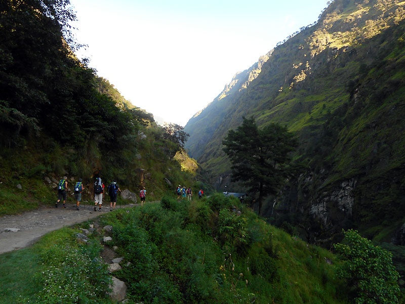 2016-05--Tag-5-Trekkingbeginn