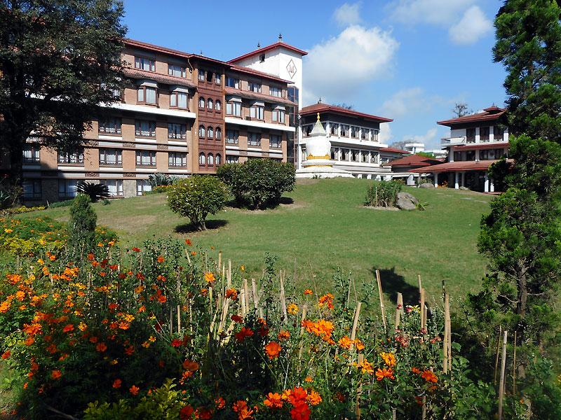 2016-50--Tag-28-Kathmandu-Hotel-Malla