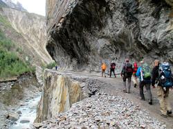 Unterwegs in Moryondi Tal