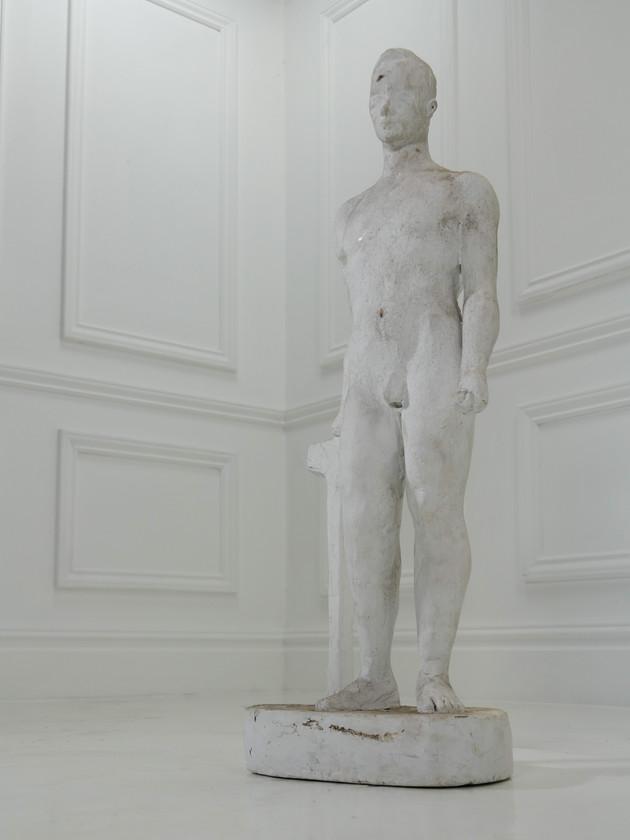 Plaster Nude