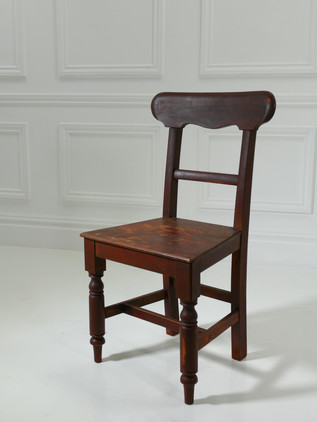 Irish Carpenters Chair