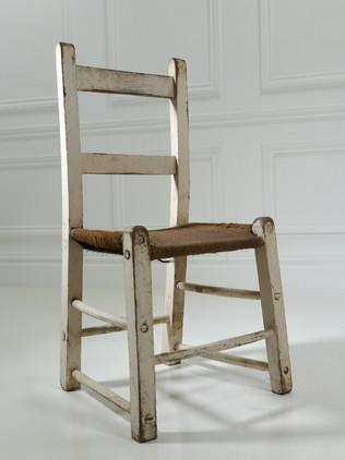 Irish Sugan Chair