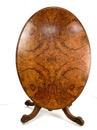 Walnut Loo Table