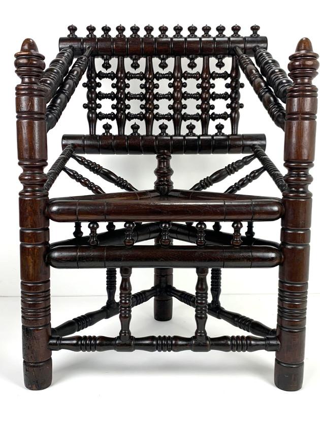 Oak Turners Chair