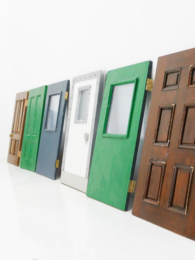 'ickle doors