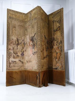19th Century Room Screen