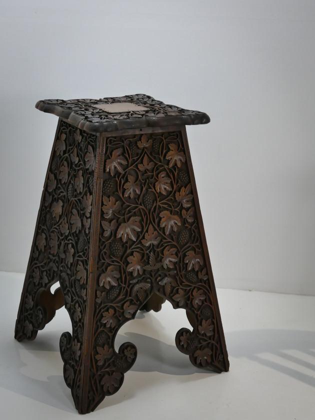Burmese Table Plinth