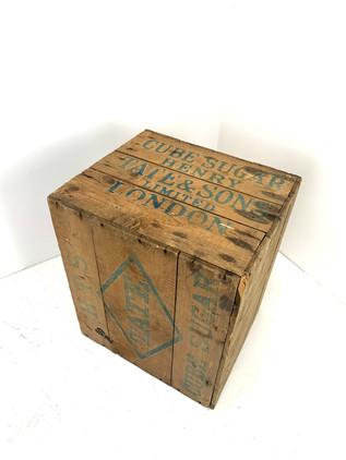 London Sugar Crate