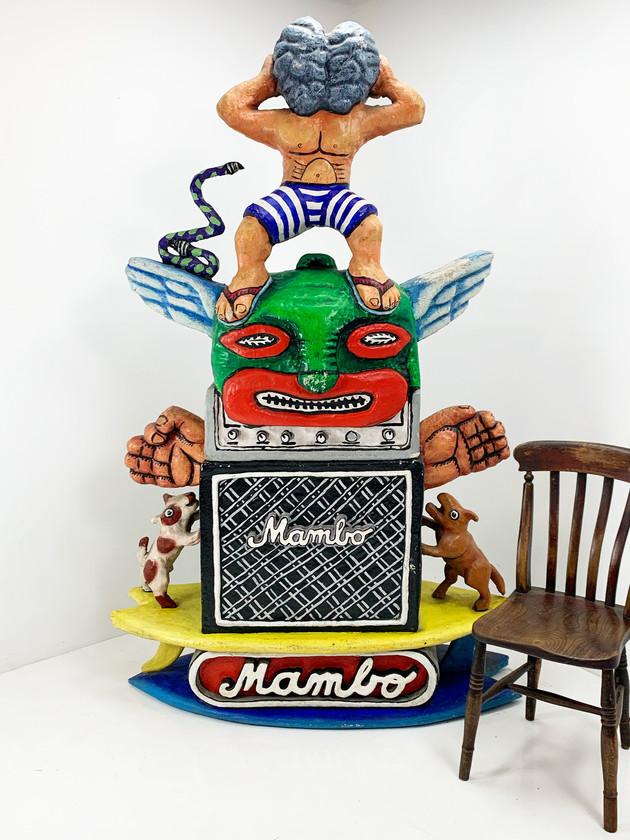 MAMBO Sculpture