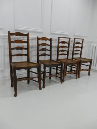 Ash Harlequin Chairs