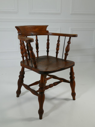 Smokers Bow Chair