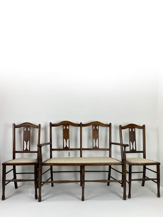 Edwardian Salon Suite