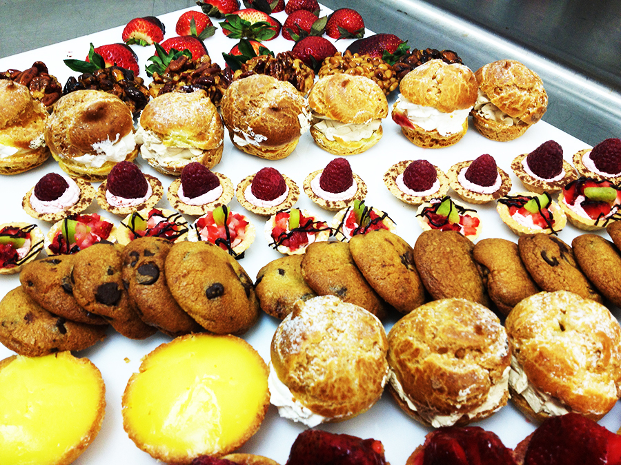 Cookies and pastries