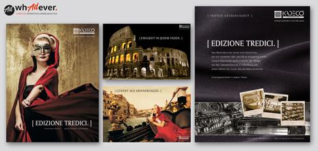 KADECO  Design- und Imagestudie im Premiumsegment.