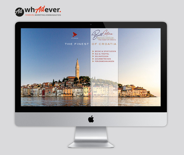 BELLISTRIA ONLINESHOP  Schaffung einer Markenidentität. Naming. Corporate Design. Web. Onlineshop. Print. Klassisch & Responsiv.