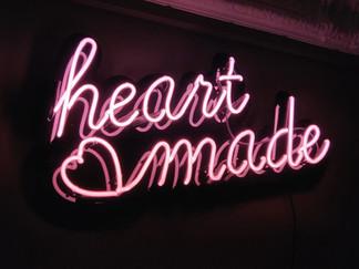 Immer mit viel Herzblut ..