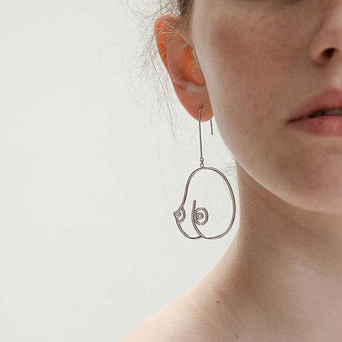 Golden Ticket Earrings