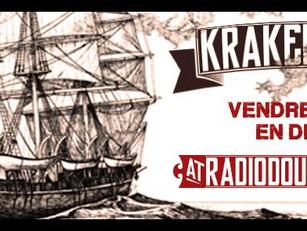 Kraken Rock #1 : la nouvelle émission musicale de Radio Doumdoum en direct de l'école!