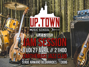 Up Town Jam Session #5
