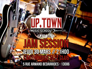 Up Town Jam Session #4