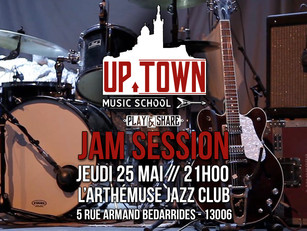 Up Town Jam Session #6