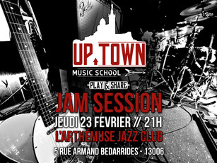 Up Town Jam Session #3