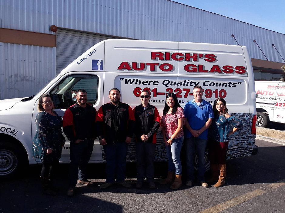 Rich S Auto Glass Bakersfield