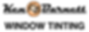 Ken Barnett Window Tinting logo