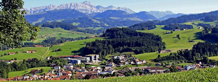 Service-Region Appenzell_Swiss-ServiceCenter.ch