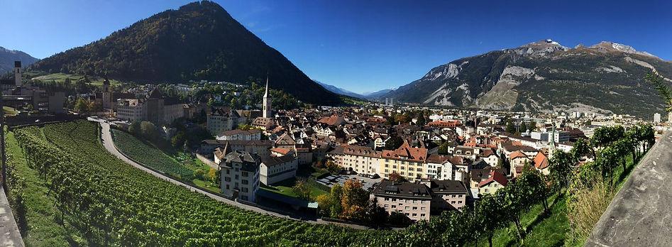 Service-Region Graubünden Chur Swiss-Ser
