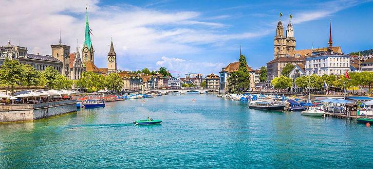 Service-Region Zürich Swiss-ServiceCente