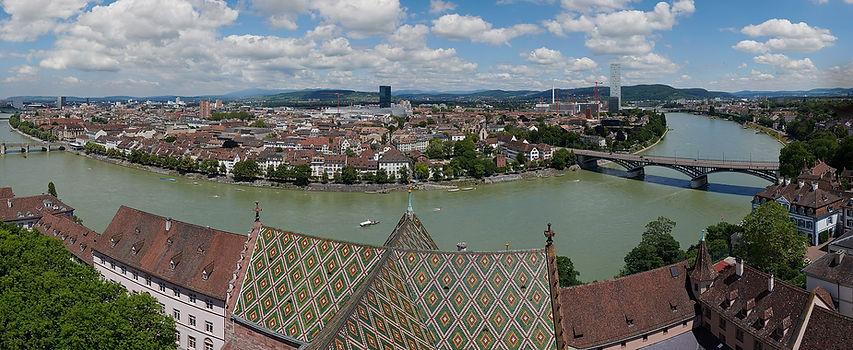Service-Region Basel Stadt Swiss-service