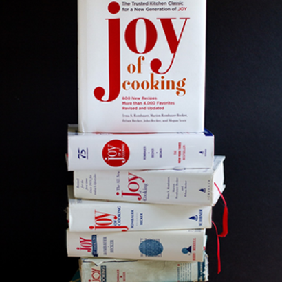 Signed Joy of Cooking