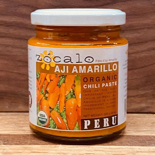 Aji Amarilllo Organic Chili Paste