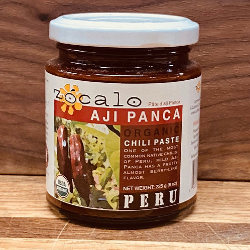 Aji Panca Organic Chili Paste