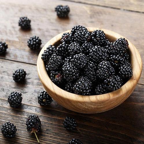 Blackberries, fresh frozen