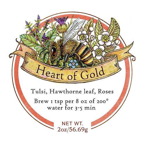 Communitea Heart of Gold