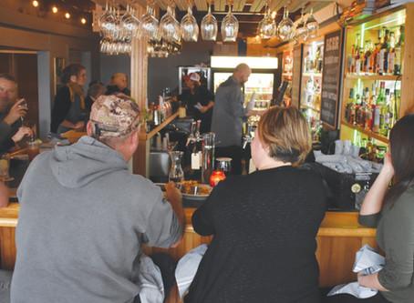 Sustainable Saloon: Salmonberry Saloon Opens - North Coast Citizen, 3/29/18