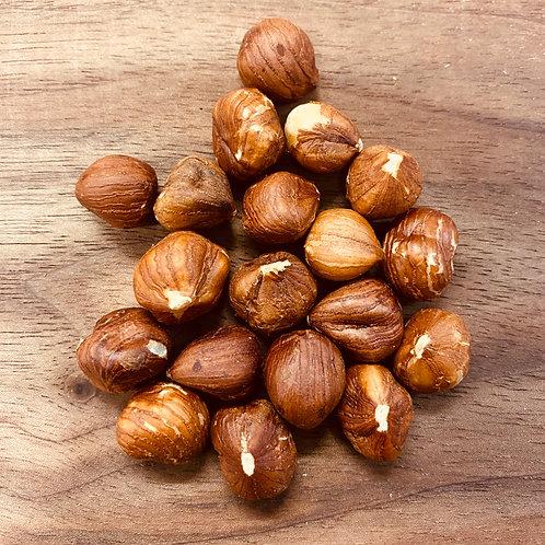 Hazelnuts, Whole Raw