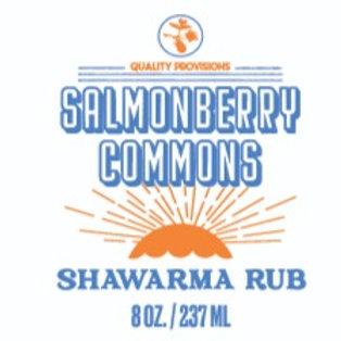 Shawarma Rub