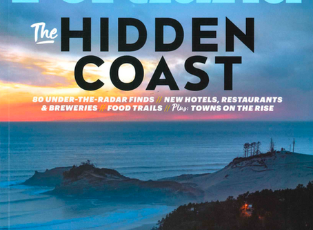 Portland Monthly, Cover Story - Secrets of the North Coast