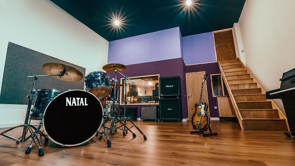 recording studio, isle of wight