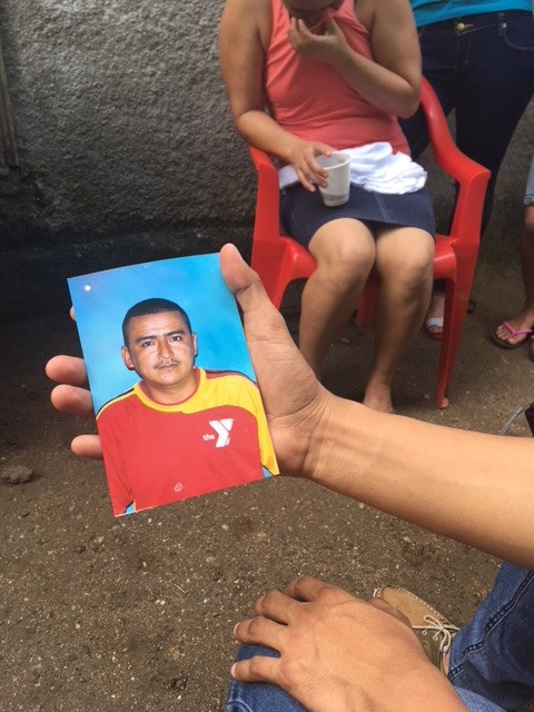 Geovany Dias was a 35 year old father of five. He was dragged out of bed and shot 40 times by uniformed police, who dumped his body on the side of the road.