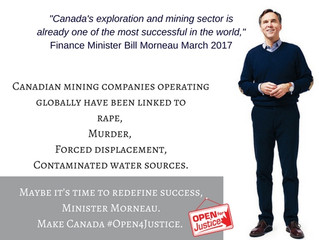 May Month of Action - time for the Liberals to respond!