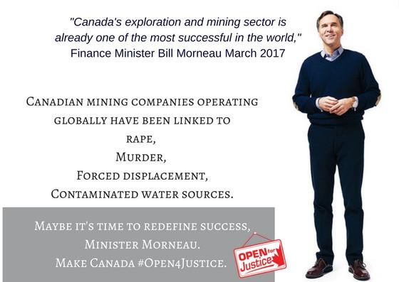 Make Canada #openforjustice!