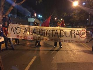 Report back from Honduras