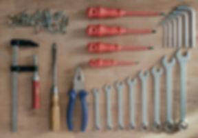 Tools On A Workbench.jpg