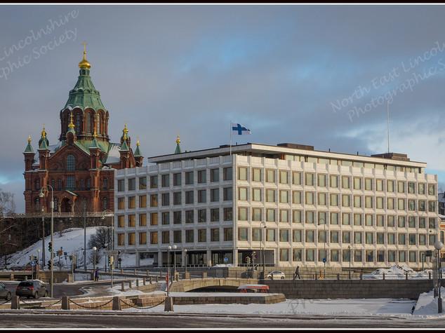 20 Uspenski Cathedral & Alvar Aalto's En